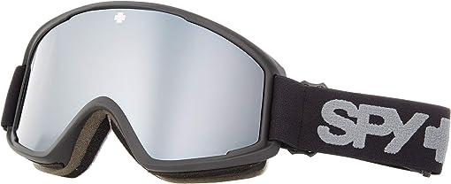 Matte Black - Hd Bronze w/ Silver Spectra Mirror