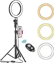 Best selfie light stand Reviews