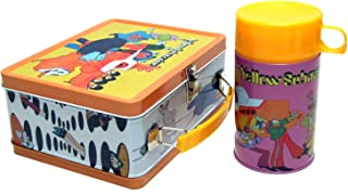 The Beatles Collectible: 2012 Factory Entertainment Yellow Submarine Retro Lunchbox & Thermos
