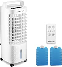 TROTEC Aircooler PAE 11 luchtkoeler 3-in-1 mobiele airconditioning luchtbevochtiger ventilator 3 l waterreservoir verdampi...