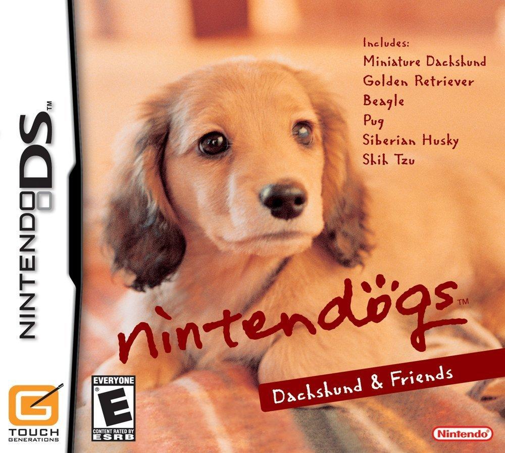 Ranking TOP17 Nintendogs Dachshund Translated Friends