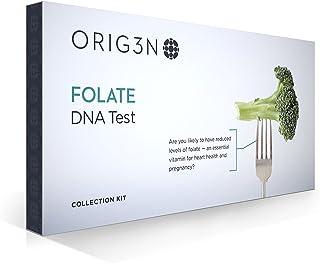 ORIG3N GeneticHome Mini DNA Test Kit, Folate
