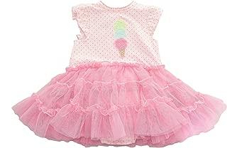 Little Me Baby One-Piece Bodysuit Tutu Dress