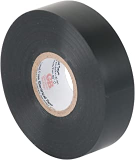 Gardner Bender GTP-607 Electrical Tape, ¾ in. x 60 ft, Durable, Easy-Wrap, Flame Retardant, Black