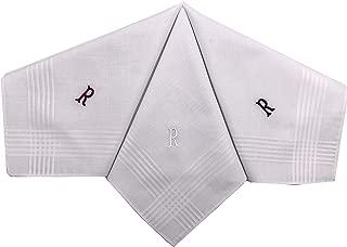 branded men's handkerchief