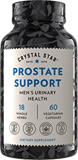 Healthy Prostate Crystal Star 60 Caps