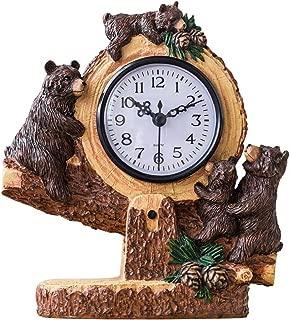 paddington bear clock