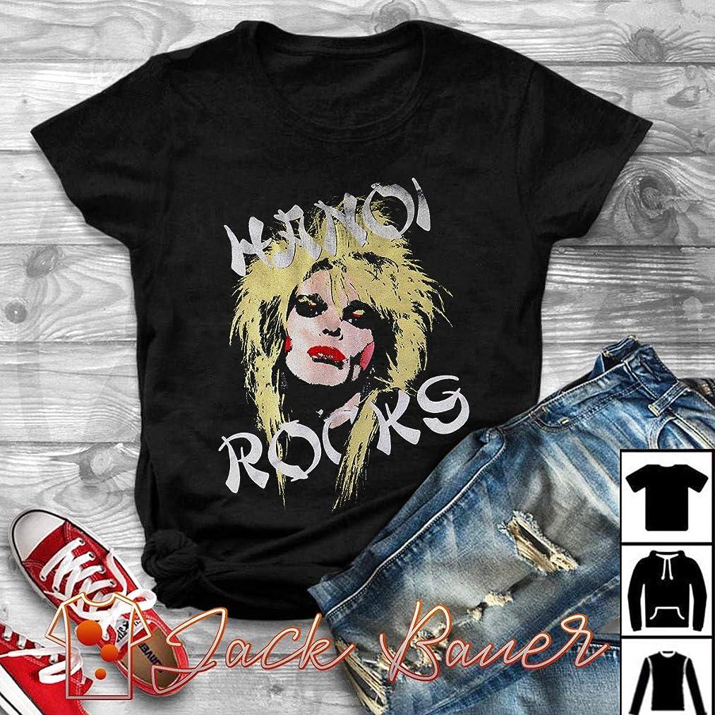 1984 Hanoi Rocks Two Steps From The Move Vintage T-Shirt Long T-Shirt Sweatshirt Hoodie