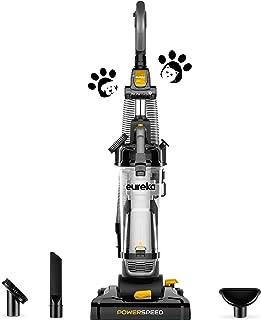 Best Eureka PowerSpeed Bagless Upright Vacuum Cleaner, Pet Turbo, Black Review