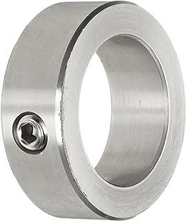 MSSC-30 Metric Set Screw 30mm Stainless Steel Shaft Collar 10pcs Solid