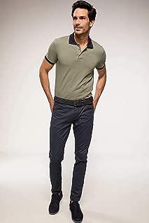 DeFacto Basic Slim Fit Polo T-shirt Erkek Polo Yaka T-Shirt