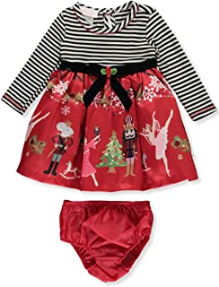 nutcracker baby dress