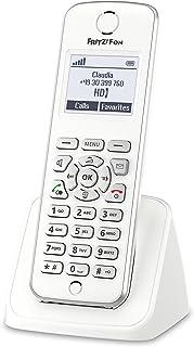 AVM Fritz Fon M2 Dect-comfortabele telefoon (HD-telefonie, internationale versie)