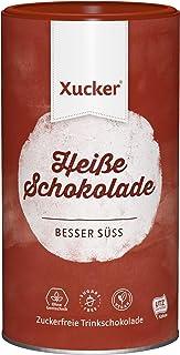 800 g Heiße Schokolade mit Xylit von Xucker   Süßer Genuss mit gutem Gewissen - schmeckt heiß und kalt   Xylit Trinkschokolade   zuckerfrei   vegan   ohne Gentechnik