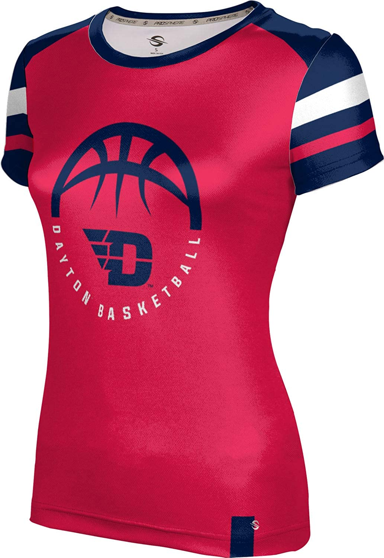 ProSphere University of Dayton Basketball Girls' Performance T-Shirt (Old School)