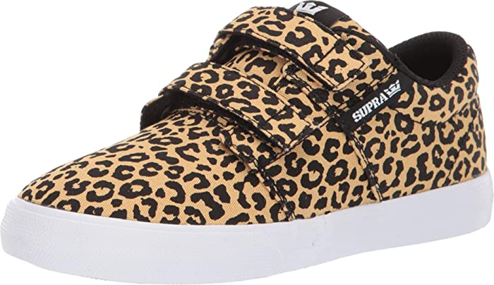 Supra Men/'s Phoenix Black Suede//Canvas Sneaker Men/'s 10.5 Women/'s 12 D M