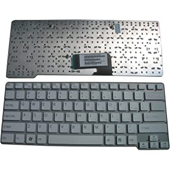 148793281 148965211 148792421 148792471 148792481 US Layout White Color Replacement Keyboard with Frame for Sony Vaio VPC-EB VPCEB VPC EB P//N