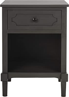Safavieh American Homes Collection Rosaleen Grey Side Table