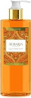AGRARIA Bitter Orange Luxury Liquid Hand Soap, 8.45 Ounces