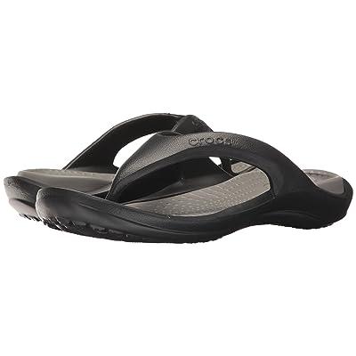 Crocs Athens (Black/Smoke) Sandals