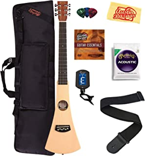 washburn rover travel guitar vs martin backpacker