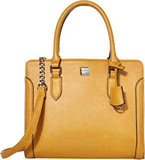 Nine West Coralia Me Time Satchel Butter One Size