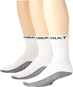 Ariat Workboot Sock 3-Pack