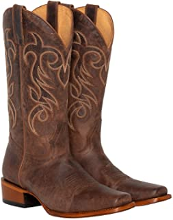 Women's Mad Cat Western Boot Square Toe - Bbw198