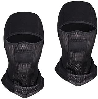 Kingbra Mens Y-back Adjustable Elastic Suspenders 4 Metal Swivel Hook Clips-End Black Black One Size