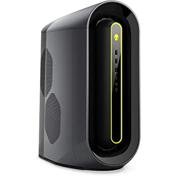 New Alienware Aurora R10 Gaming Desktop, AMD Ryzen 7 3700X, AMD Radeon RX 5700 XT 8GB GDDR6, 512GB SSD + 1TB HDD, 16GB, Windows 10 Home, AWAUR10-A886BLK-PUS