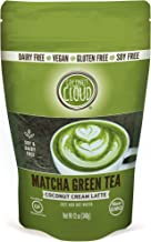Coconut Cloud: Vegan Matcha Green Tea Latte | Delicious, Lightly Sweetened. Made in Colorado from Premium Japanese Grade Green Tea & Coconut Milk Powder (Dairy Free, Plant Based, Non-GMO, Soy & Gluten Free) Add Water & Enjoy, 21 servings