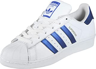 official photos 4a717 2c6b7 adidas Originals Superstar Shoes FTWR White Collegiate Navy Gold met. 18 19