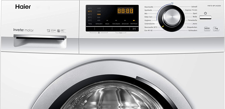 Waschmaschinen & Trockner Elektro-Grogerte Vollwasserschutz A+++ ...