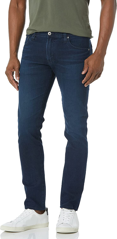 AG Adriano Goldschmied mens The Dylan Slim Skinny Leg 360 Stretch Denim Jean