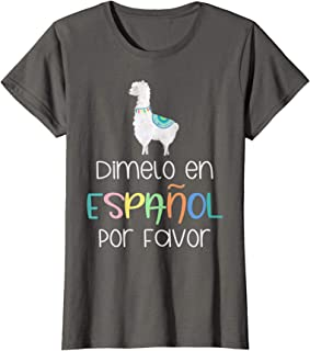 Best spanish teacher shirts Reviews