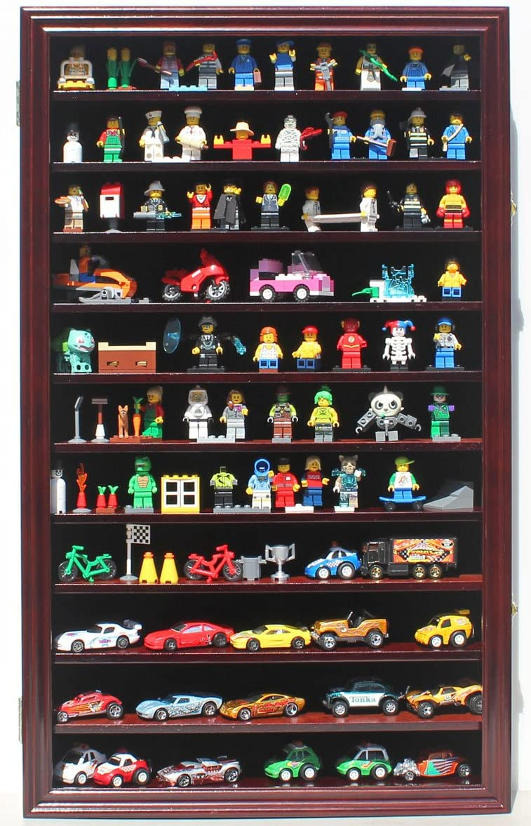 DisplayGifts Solid Wood Acrylic Door Curio Wall 25% OFF Purchase Case Cab Display