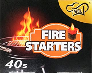 Bel Fire Starter, Dark Brown