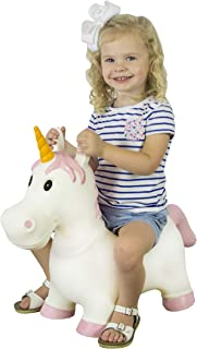 Big Country Farm Toys Unicorn - Kids Hopper Toys - Unicorn Hopper - Unicorn Toys
