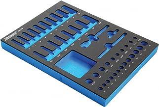 Foam Insert, EVA, Black/Blue, for 1KEH6
