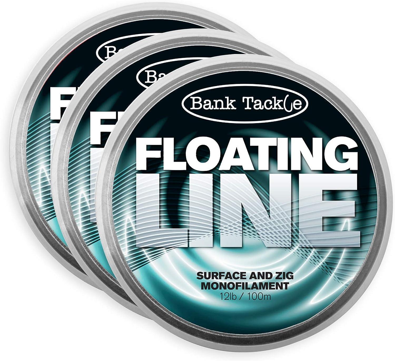 Zig Floater line carp fishing 100m clear floating mono 12lb