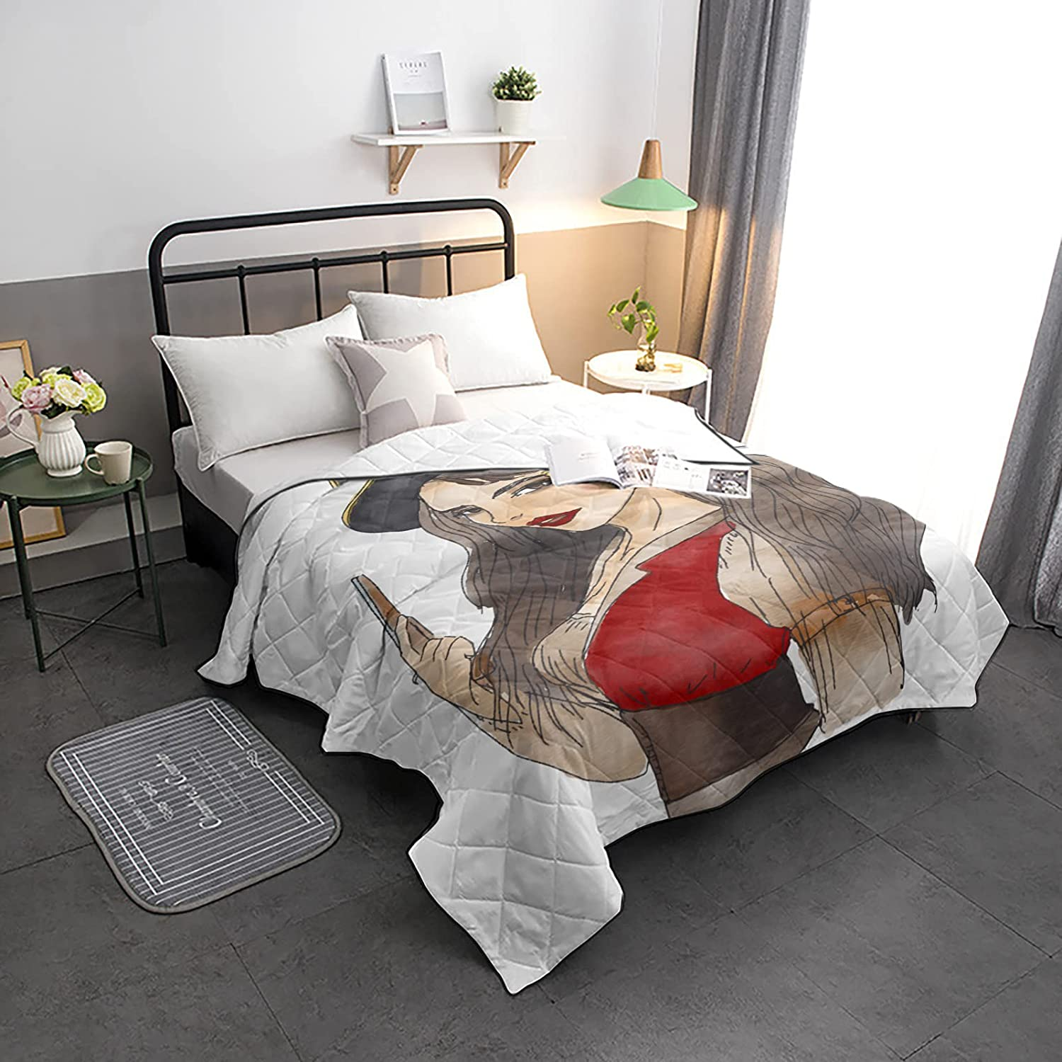 New product type HELLOWINK Bedding Comforter 2021 spring and summer new Duvet Lig Oversized Size-Soft King