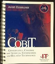 Best cobit 3rd edition Reviews