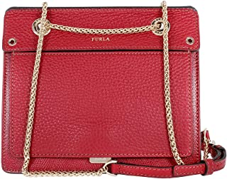 Furla Like Ladies Mini Red Ciliegia Leather Crossbody 978206