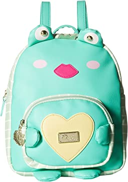 Frogie PVC Kitch Mid Size Backpack