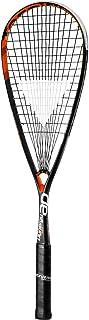 Tecnifibre Dynergy 125 AP Squash Racquet, Black, One Size