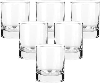 Ocean NewYorkJuice Glass, Pack of 6, Clear, 205 ml, B07807