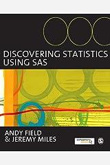 Discovering Statistics Using SAS (English Edition) Formato Kindle