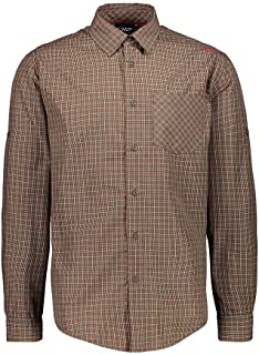 CMP Langarm-Shirt Mit Dry Function Technologie Camisa Hombre