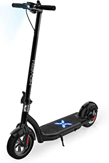 Hover-1 Alpha Pro Electric Kick Scooter Foldable and Portable with 10 inch Air-Filled Tires- Long Range Commuter Scooter 4...