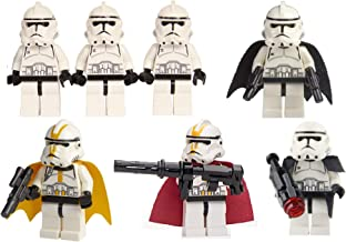 Best red clone trooper lego Reviews